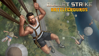 Bullet Strike: Battlegrounds Mod Apk For Android