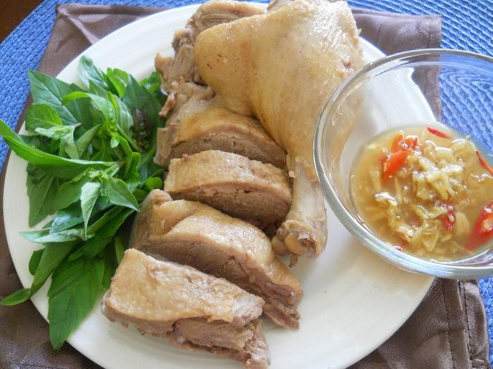 Có được ăn thịt vịt khi bị chàm thể tạng?