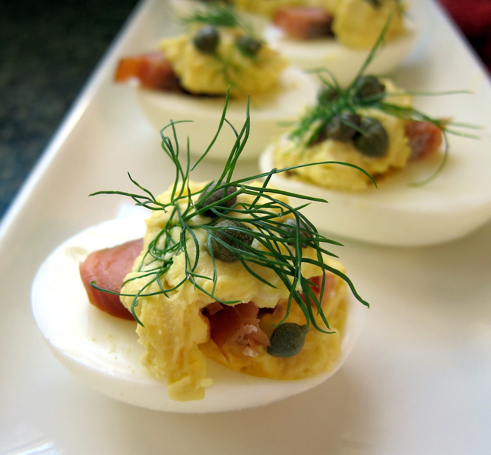 how to fix deviled eggs that are too salty