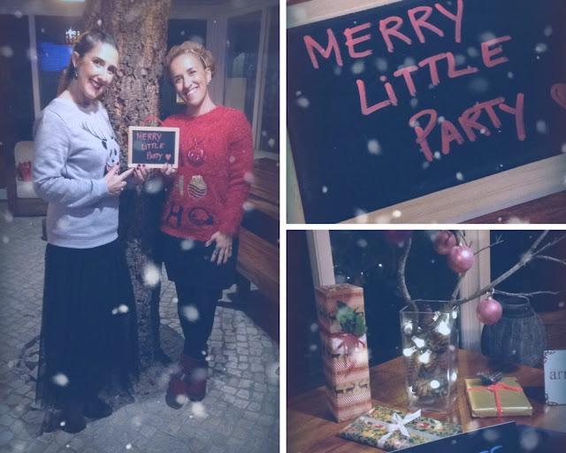 As autoras do blog e as decorações natalícias