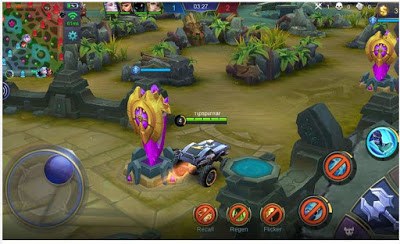 Trik Terbaru Map 3D Mobile Legends
