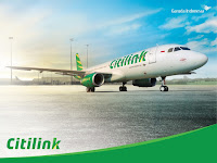 PT Citilink Indonesia - Recruitment ForFresh Graduate Management Trainee Citilink January 2017