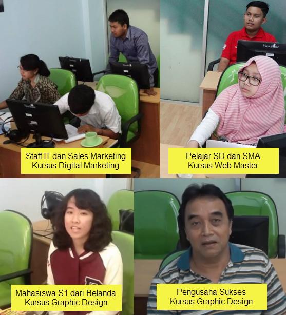 Kursus Web SEO dan Internet Terbaik di Jakarta