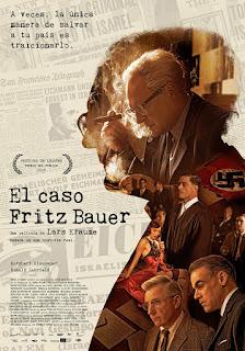 Cartel: El caso Fritz Bauer (2015)