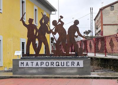 Centro de Interpretación del Ferrocarril de La Robla (Mataporque