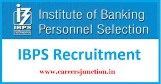 IBPS  Recruitment 2017 - Apply online 7883 post for clerks