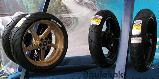 Harga Bna Motor Michelin