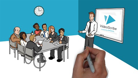 VideoScribe: Whiteboard Animation From Zero To Hero