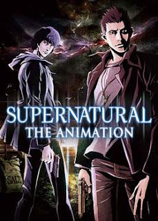 Baixar Torrent Supernatural The Animation - 1ª Temporada Download Grátis