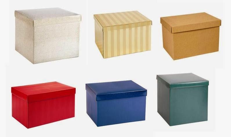 spesso The Fabulous of Life by Ramona: Le scatole di Natale di Semprepronte FJ91