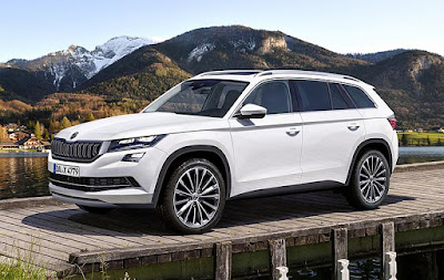 coming 2017 Skoda Kodiaq SUV vision s concept Hd Pictures  20