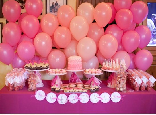 Home Confetti Todays Takeaway Ombre Balloon Backdrop