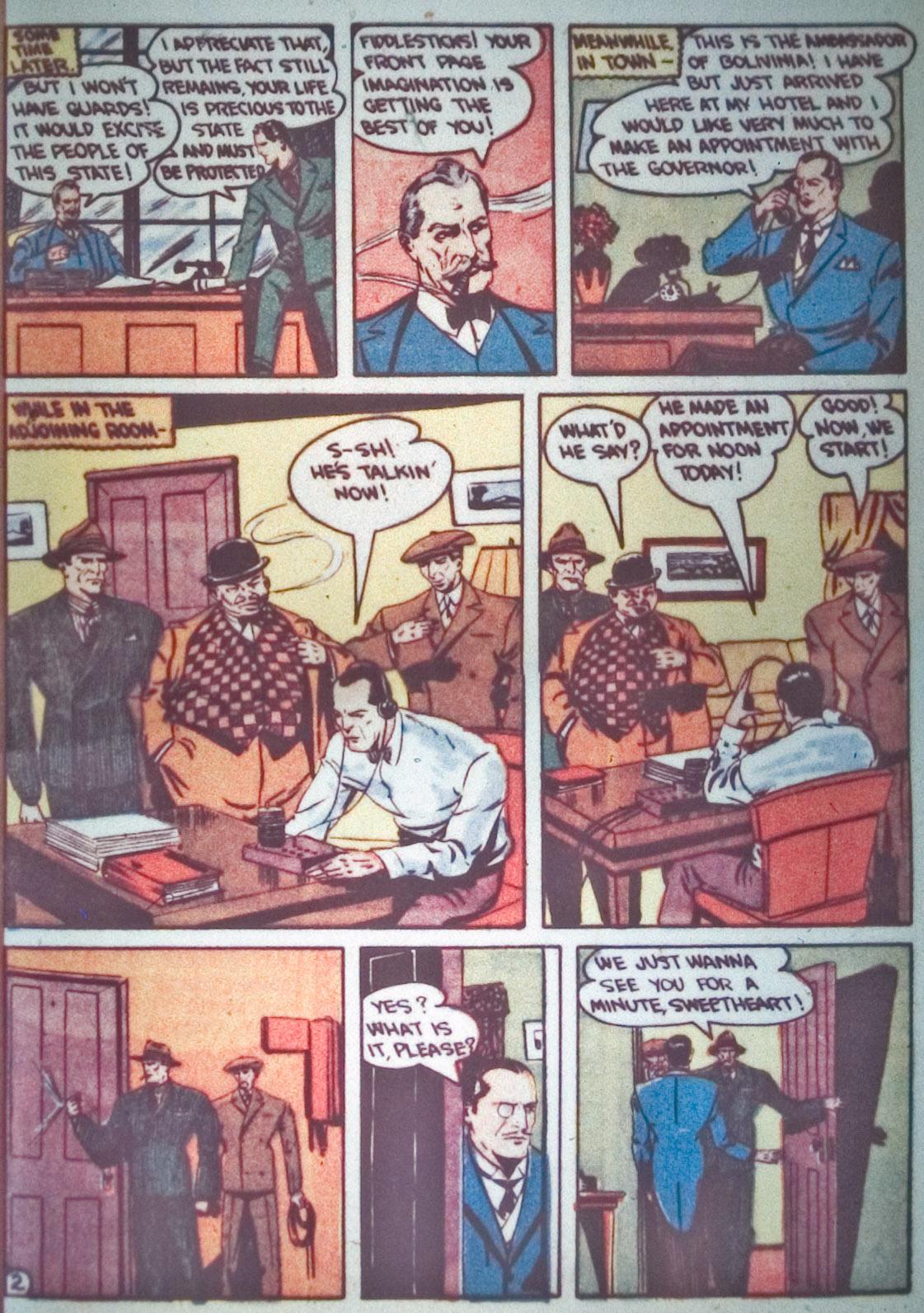 Read online World's Finest Comics comic -  Issue #1 - 28