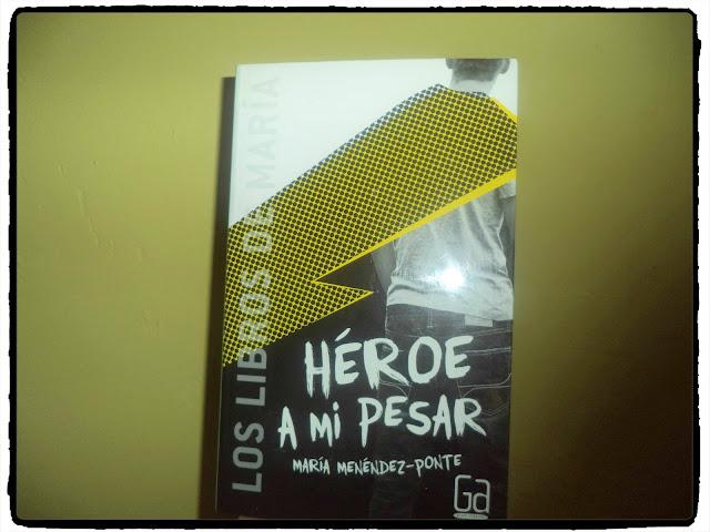 Reseña: Héroe a mi pesar