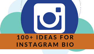 100+ ideas for Instagram bio