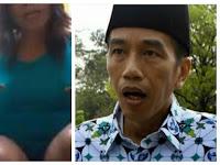 Video: Pak Jokowi, Potong Payudara Saya Pak, Potong Susu Saya