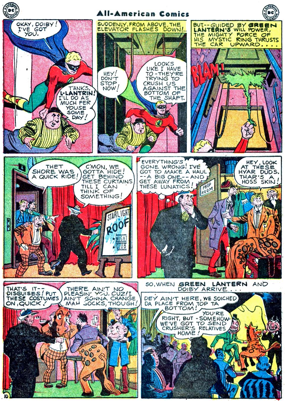 Read online All-American Comics (1939) comic -  Issue #78 - 12
