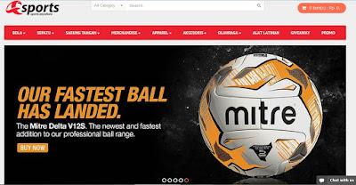 Belanja online di Asports Indonesia