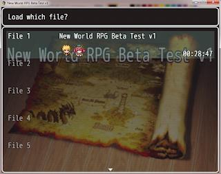 new world rpg v0.1.2 ( in development and test game )