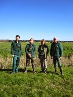 The NNR conservation team