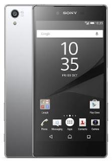 Download Firmware Sony Xperia Z5 Premium E6853 - Nougat - 7.0