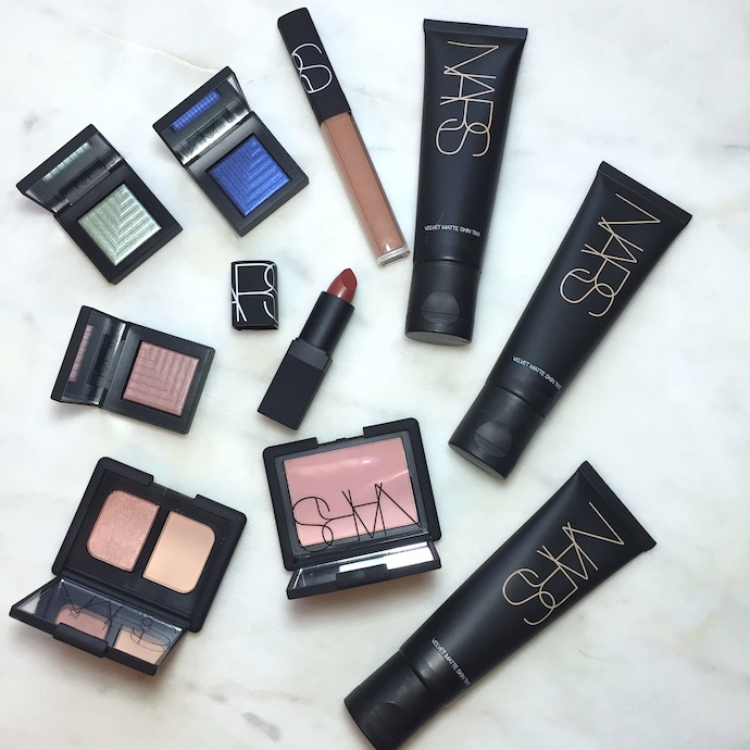 NARS Spring 2016 Color Collection Nouvelle Vogue: A quick review