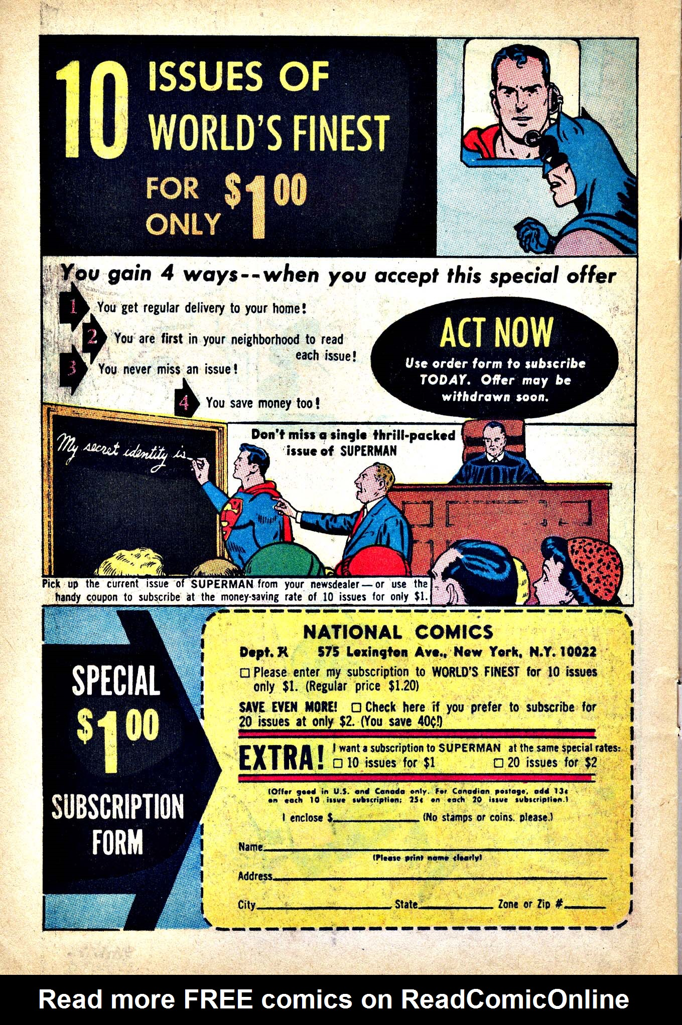 Read online World's Finest Comics comic -  Issue #150 - 34