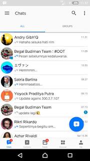 Download Gratis BBM Tester v300.3.7.107 Mod Apk 1