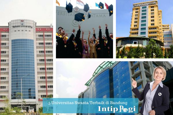 5 Universitas Swasta Terbaik di Bandung
