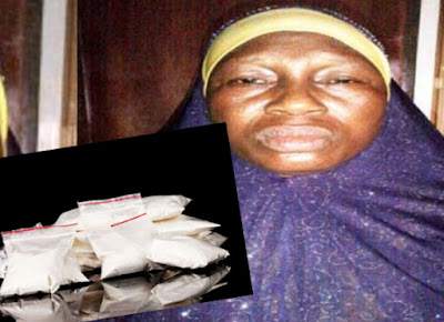 nigerian woman jailed 10 years cocaine trafficking