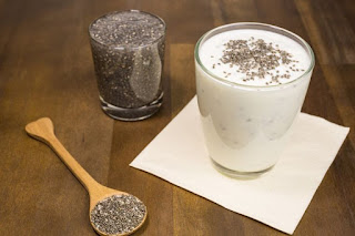 chia seeds healthy meal