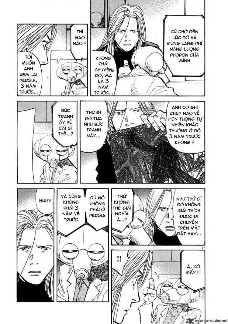 Pluto chapter 49 trang 19