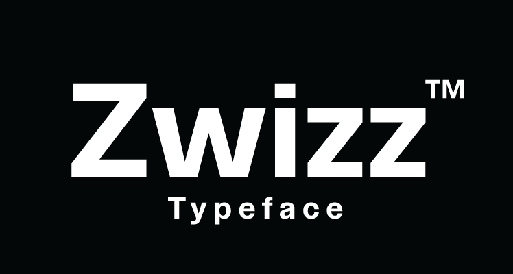 Zwizz Free Font Preview