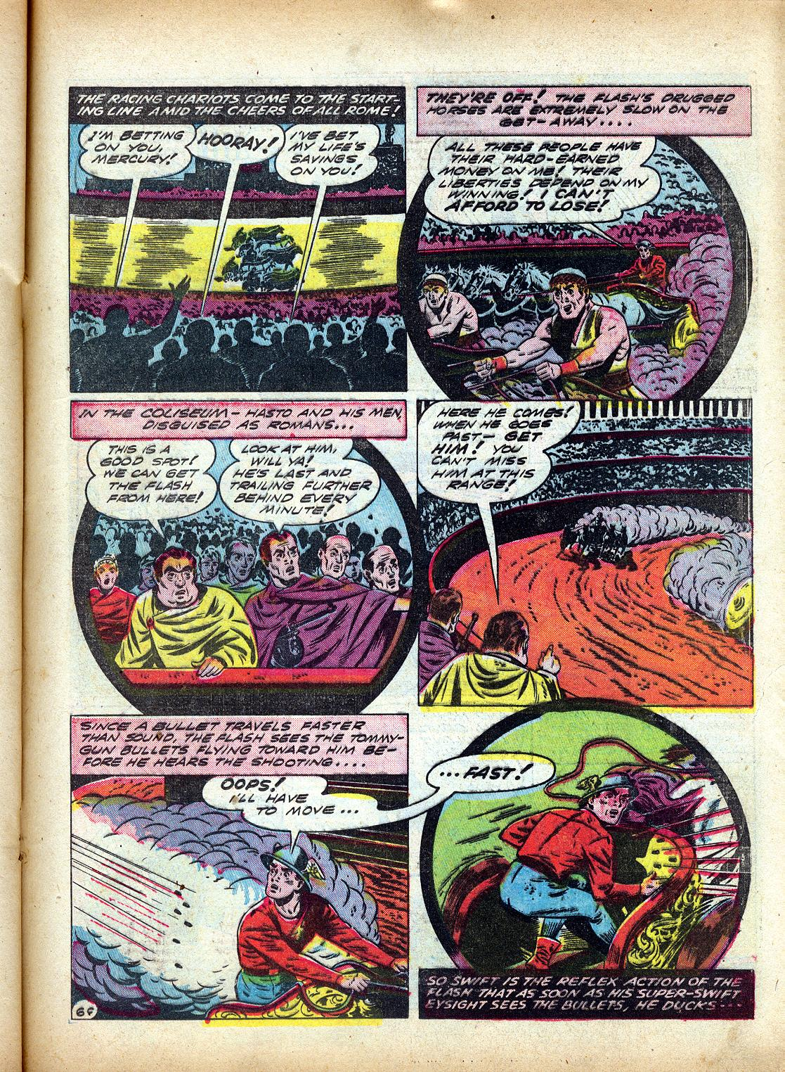 Read online All-Flash comic -  Issue #4 - 40