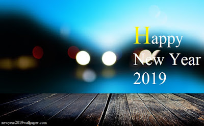 Decorative New Year 2019 HD Wallpapers