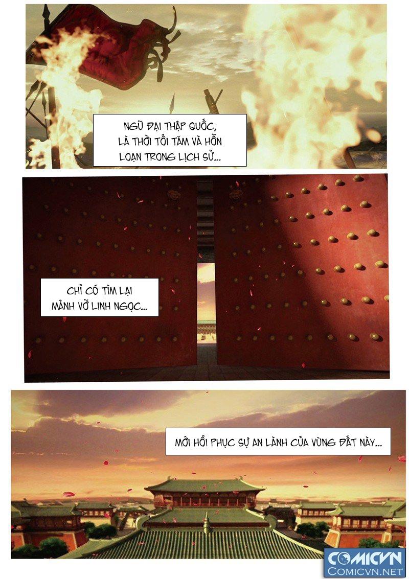 Thiên Ngọc Truyền Kỳ chap 1 - Trang 18
