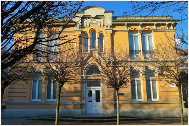 Museo Nicanor Piñole de Gijón