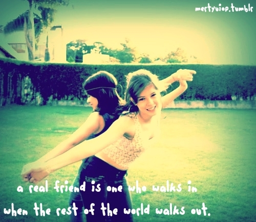 Quotes And Images About Friendship: Quotes About Friendship