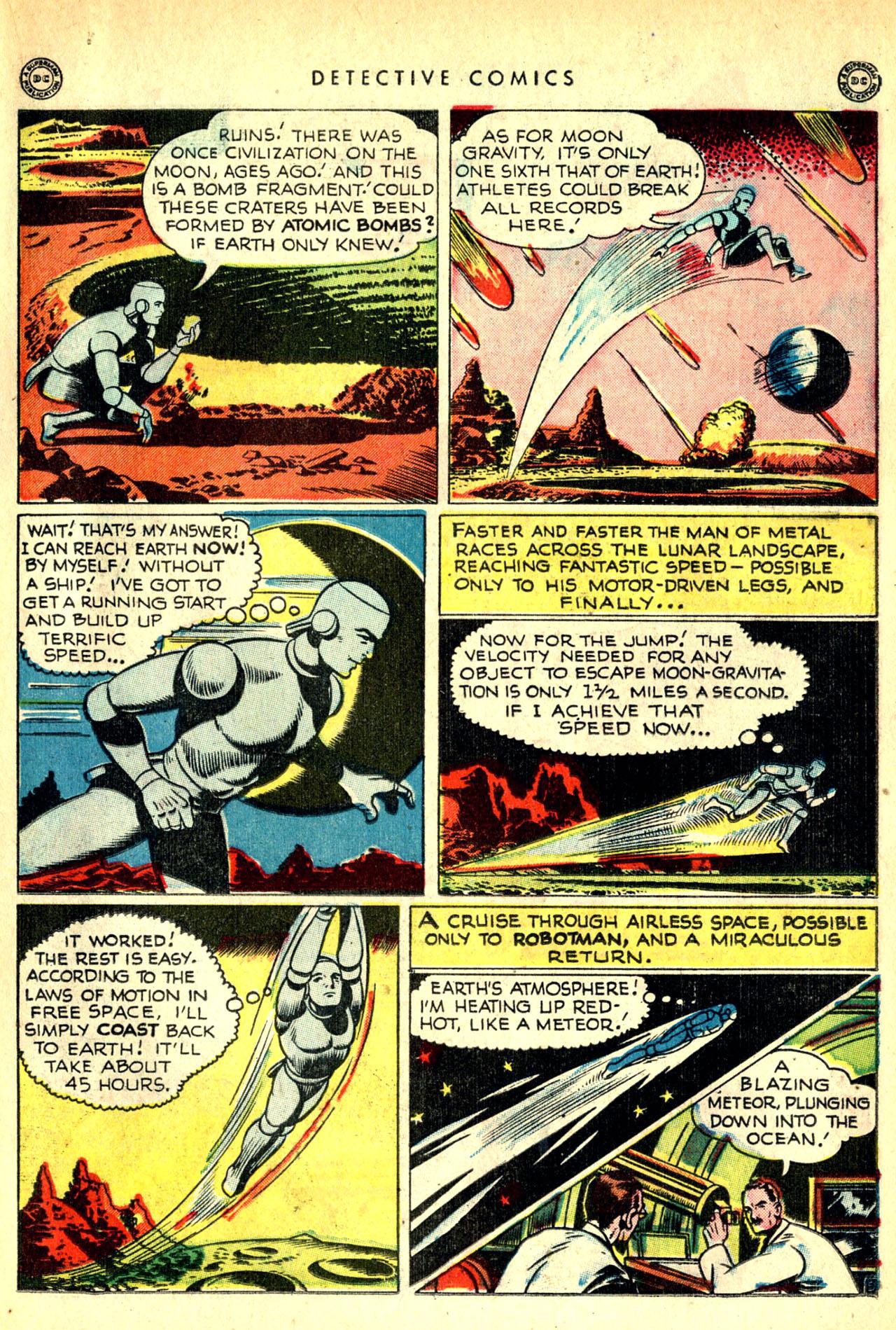 Detective Comics (1937) 141 Page 20