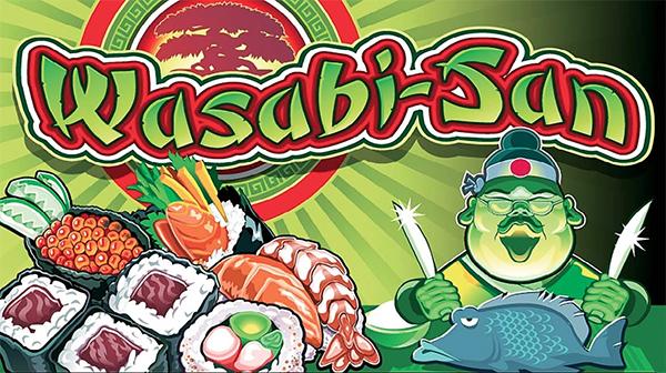 Wasabi San free slot by Microgaming