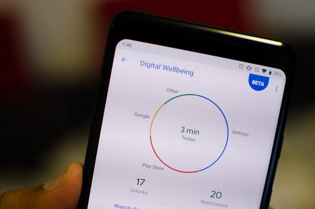 Google Digital Wellbeing may slow down Pixel phones