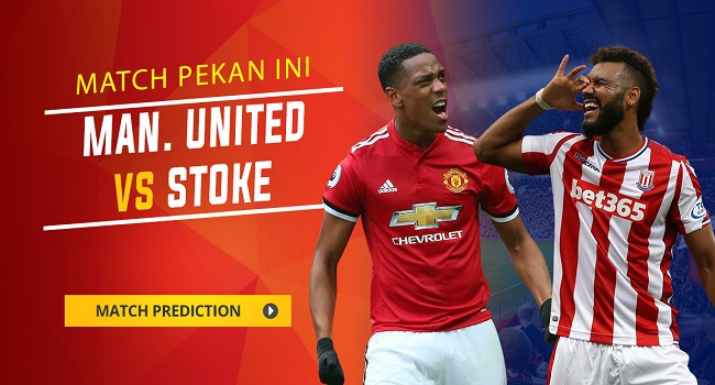 live streaming manchester united vs stoke city 16 januari 2018