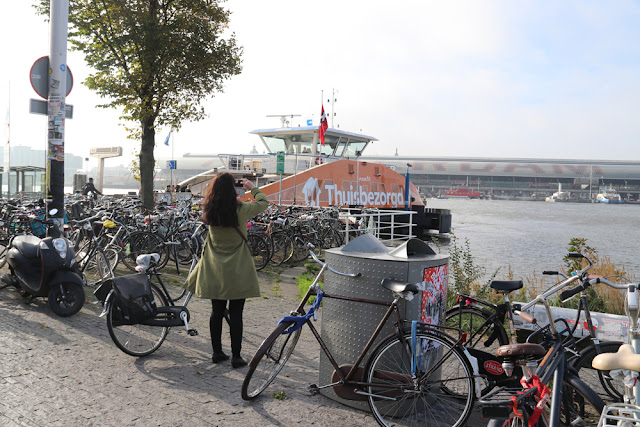 Euroopan korkein keinu sijaitsee Amsterdamissa 5