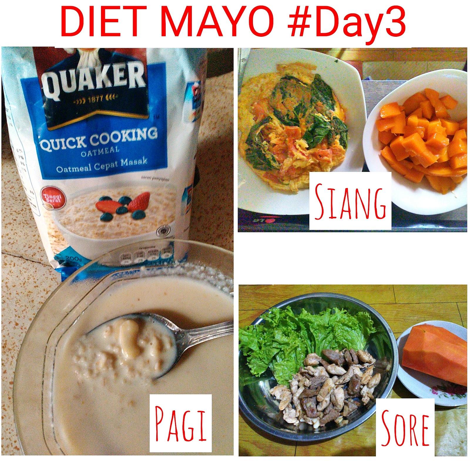 7 Cara Melakukan Diet GM Ampuh Turunkan 5-8Kg dalam Seminggu