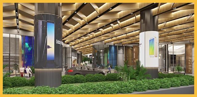 Desain Apartemen & SOHO Upper West BSD City