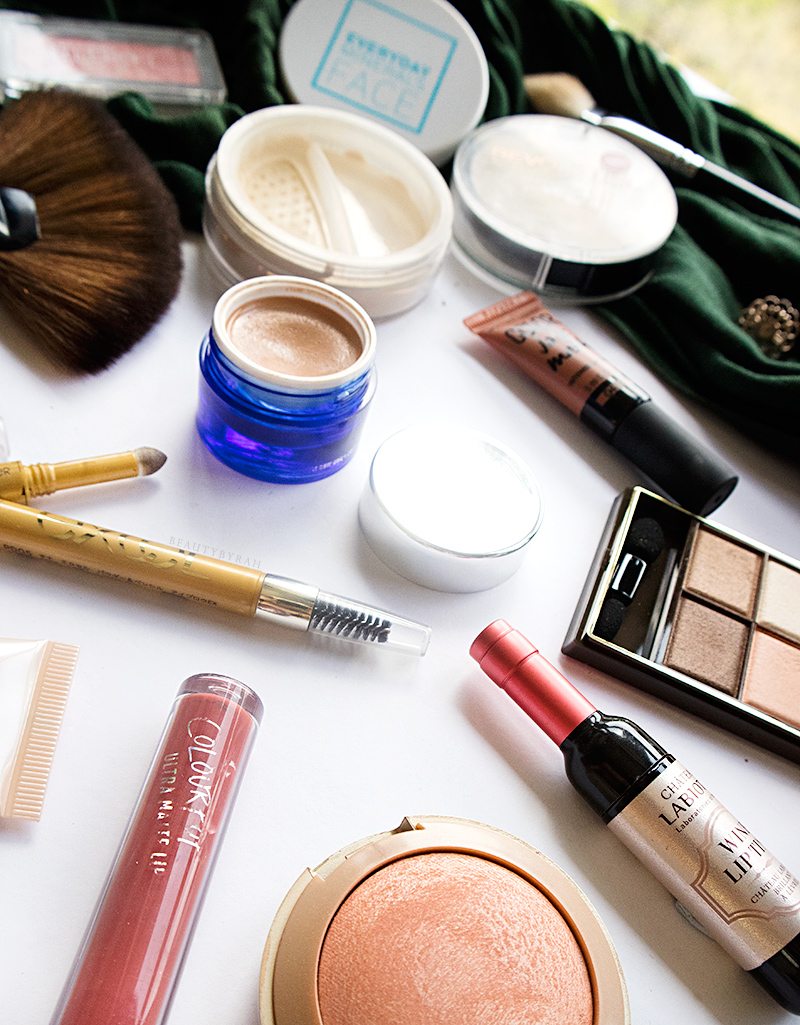 Excel Powder and Eyebrow Pencil Review