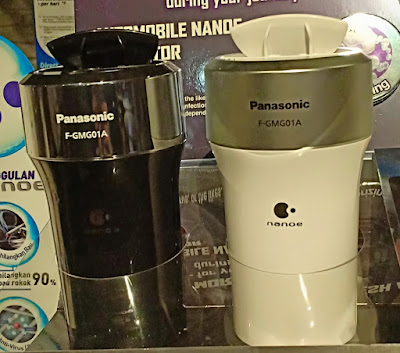 Teknologi Nanoe Air Purifier Panasonic