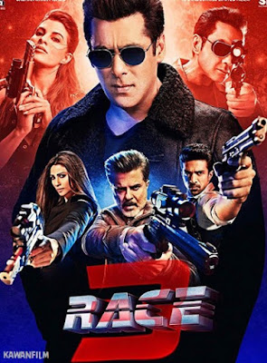 Race 3 (2018) HDRip Subtitle Indonesia