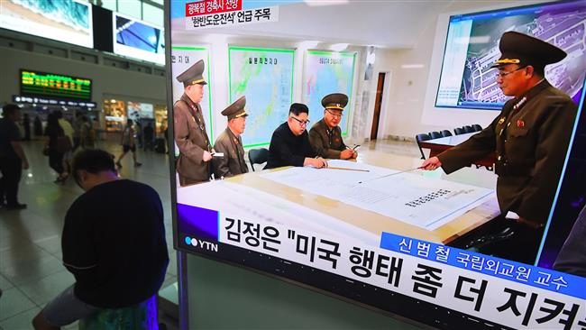 North Korea delays Guam nuclear attack plan amid global calls for peace