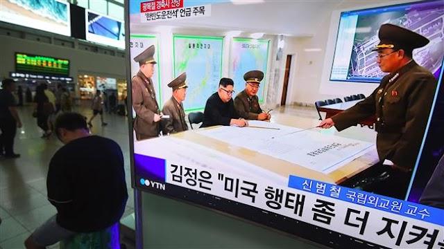 North Korea delays Guam nuclear attack plan amid global calls for peace